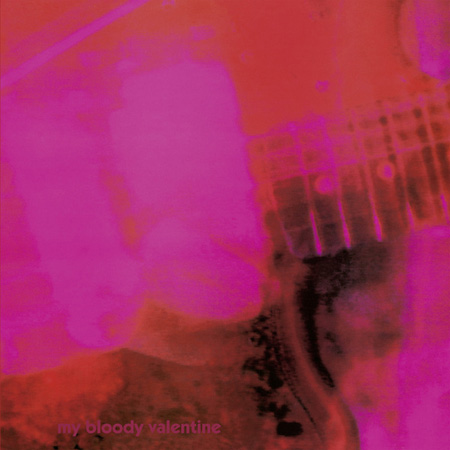 My Bloody Valentine『Isn't Anything』ジャケット