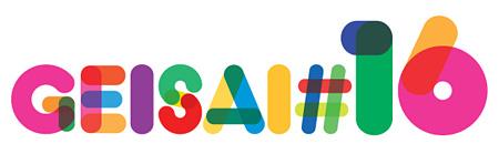 『GEISAI#16』ロゴ