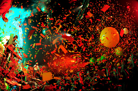 The Flaming Lips pic : 岸田哲平