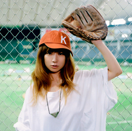 YUKI『プレイボール/坂道のメロディ』初回限定盤ジャケット