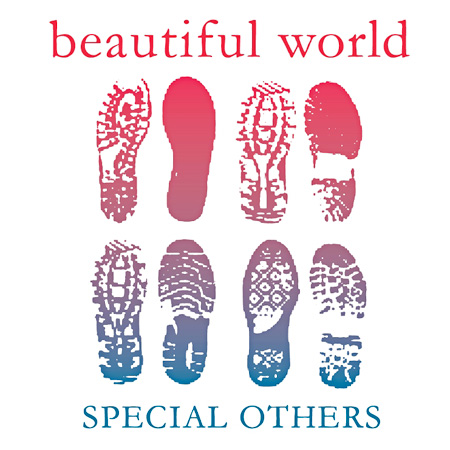 SPECIAL OTHERS『beautiful world』ジャケット