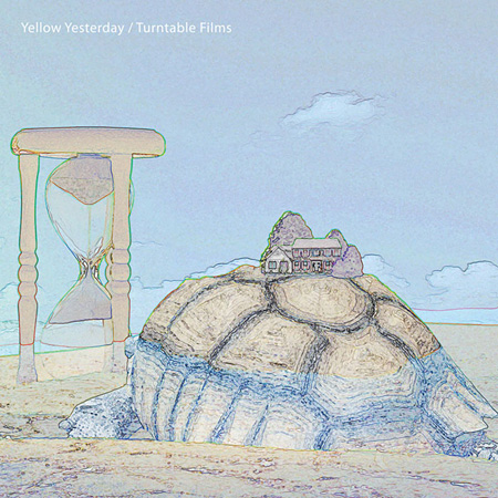 Turntable Films『Yellow Yesterday』ジャケット