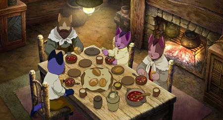 『グスコーブドリの伝記』 ©2012「グスコーブドリの伝記」製作委員会/ますむら・ひろし