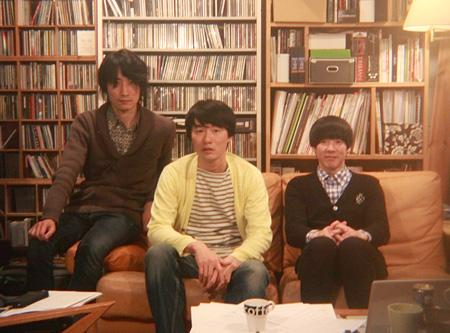 HARCO+カジヒデキ+河野丈洋(GOING UNDER GROUND)