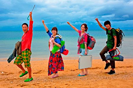 『ぱいかじ南海作戦』©2012 「ぱいかじ南海作戦」製作委員会