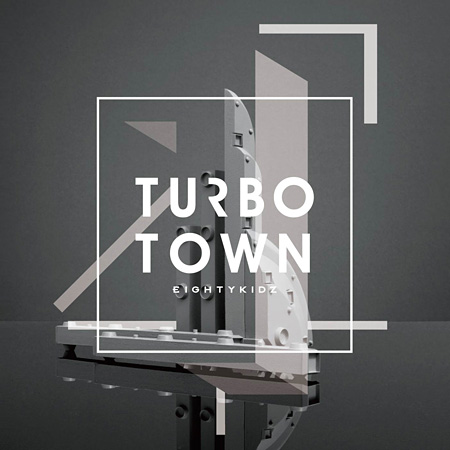 80KIDZ『TURBO TOWN』ジャケット