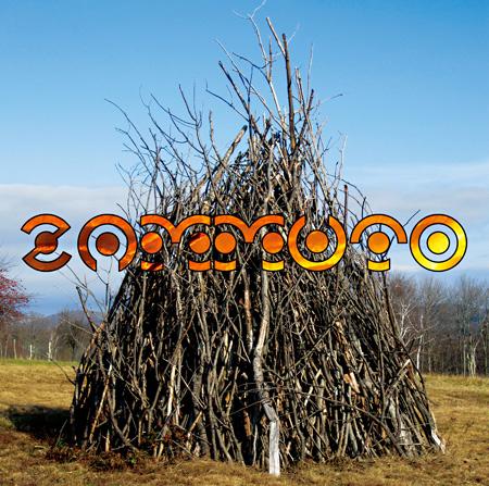 ZAMMUTO『ZAMMUTO』ジャケット
