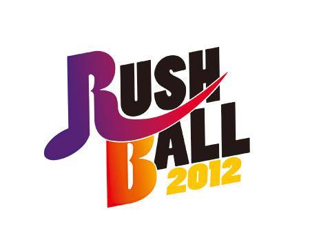 『RUSH BALL 2012』ロゴ