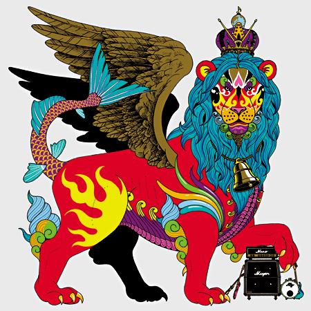 『NANO-MUGEN FES. 2012』ロゴ