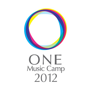 『ONE Music Camp 2012』ロゴ