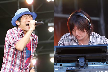 左 櫻井和寿、右 小林武史