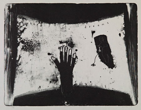 Hand of Dreams20 ©David Lynch, courtesy Item Editions