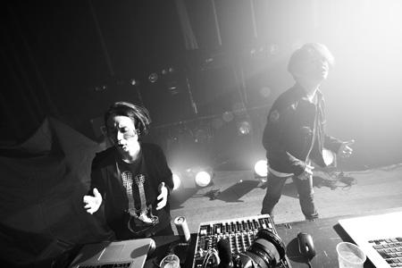 ATAK Dance Hall(Keiichiro Shibuya+evala)