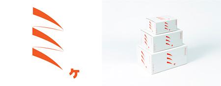 池澤樹 みかん農園のシンボル・パッケージ「三ケ日みかん」(cl:静岡農園)