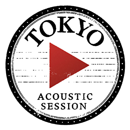 「TOKYO ACOUSTIC SESSION」ロゴ