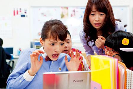 『映画 ひみつのアッコちゃん』 ©赤塚不二夫/2012「映画 ひみつのアッコちゃん」製作委員会