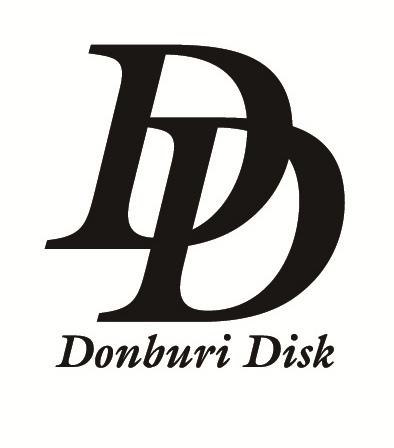 DONBURI DISKロゴ