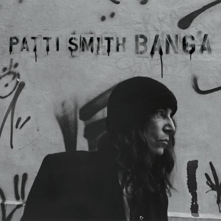 パティ・スミス『Banga』ジャケット