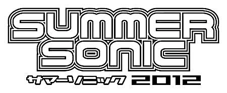 『SUMMER SONIC 2012』ロゴ