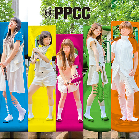 BiS『PPCC』ジャケット