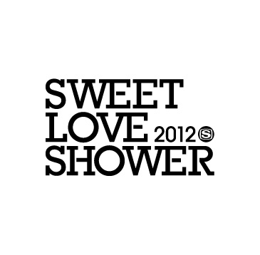 『SPACE SHOWER SWEET LOVE SHOWER 2012』ロゴ
