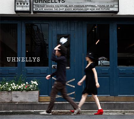 UHNELLYS『UHNELLYS』ジャケット