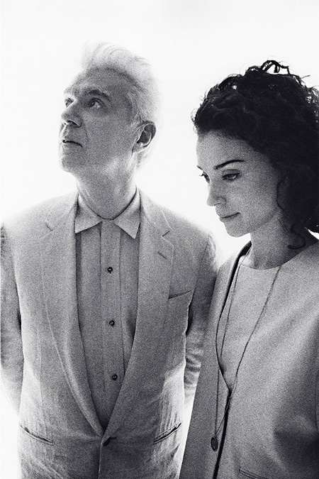 David Byrne&St.Vincent