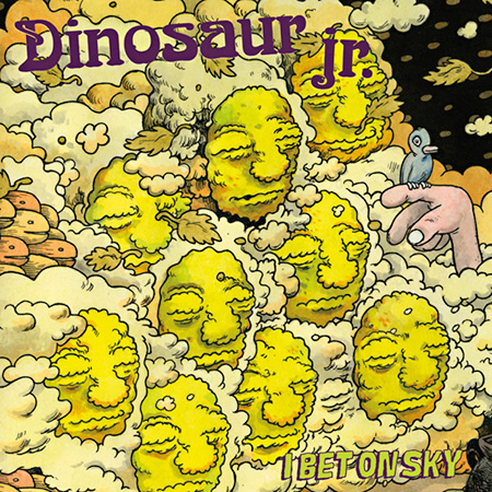 Dinosaur Jr.『I Bet On Sky』ジャケット