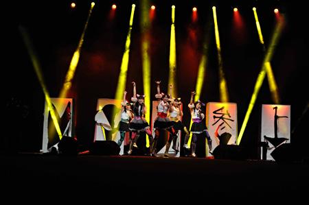 7月5日に行われた『Japan Expo』ライブの模様