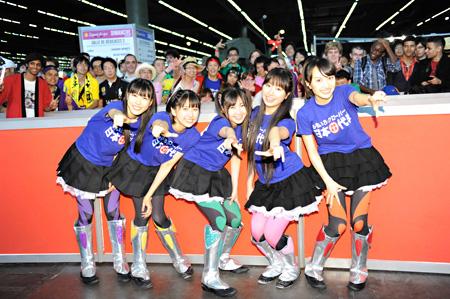 『Japan Expo』の模様
