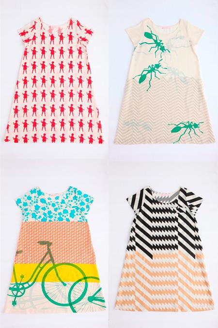 ミントデザインズ 2012年 「アーカイブスドレス」 ©mintdesigns