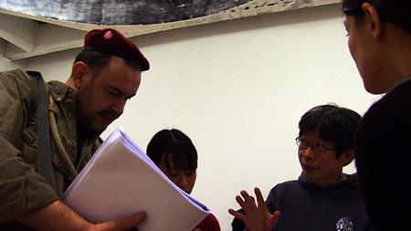 『演劇2』©2012 Laboratory X, Inc.