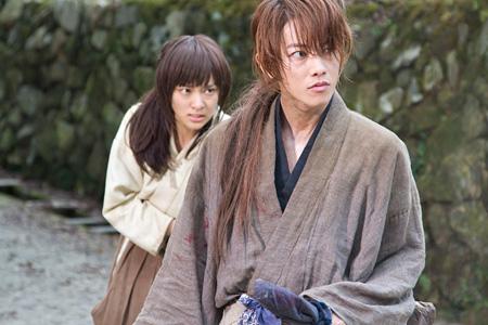 『るろうに剣心』©和月伸宏/集英社 ©2012「るろうに剣心」製作委員会
