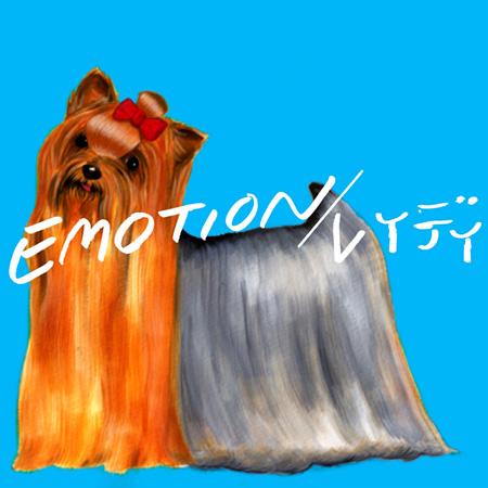 GREAT3『Emotion/レイディ』ジャケット