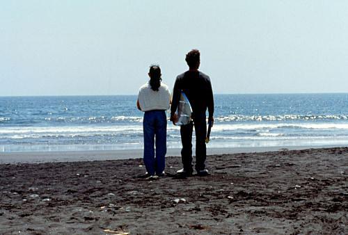 『あの夏、いちばん静かな海。』©1991 オフィス北野