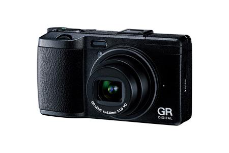 カメラ[RICOH GR シリーズ](株式会社リコー)