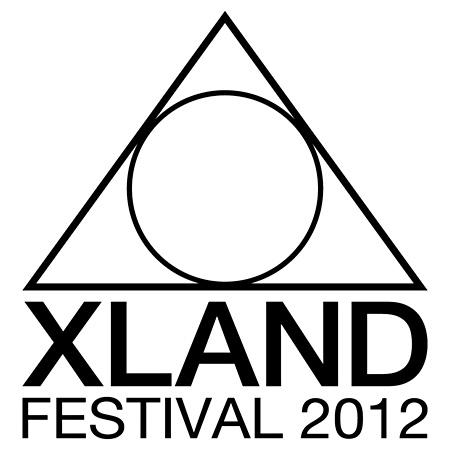 『XLAND 2012』ロゴ