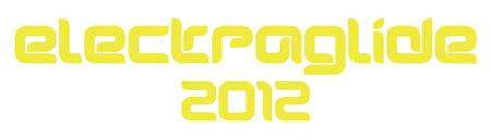 『Electraglide 2012』ロゴ