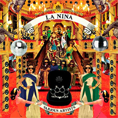 V.A.『LA NINA』ジャケット