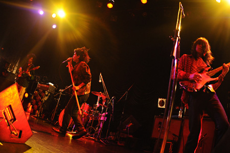 8月1日に東京・鶯谷の東京キネマ倶楽部で開催された『黒猫チェルシーホテル「鴬の間」』の模様 Photo by Ohagi