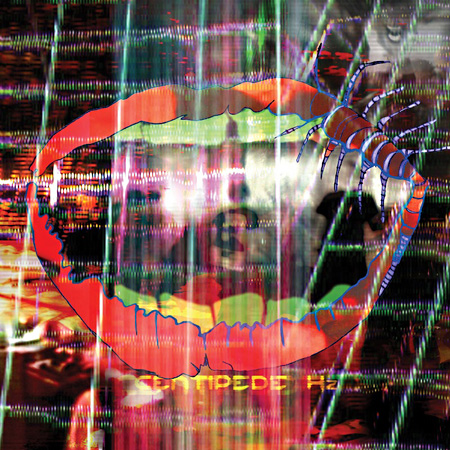 Animal Collective『Centipede Hz』ジャケット