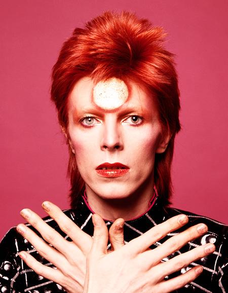 David Bowie, 1973 ©Masayoshi Sukita