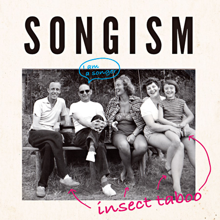 insect taboo『SONGISM』ジャケット
