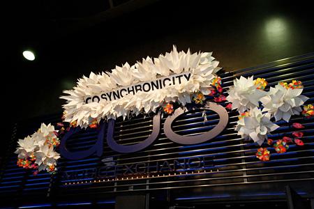 過去の『SYNCHRONICITY』会場風景