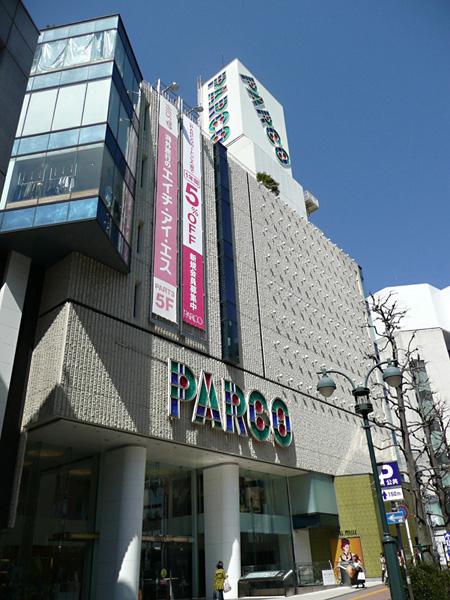 渋谷PARCOパート1