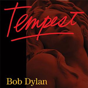 ボブ・ディラン『Tempest』ジャケット