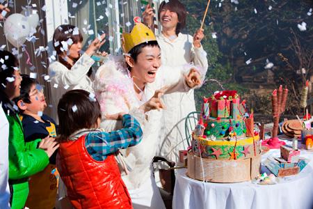 『王様とボク』©2012「王様とボク」製作委員会