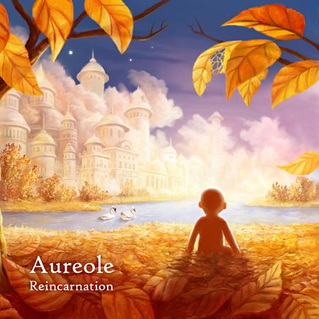 Aureole『Reincarnation』ジャケット