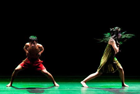 ジェコ・シオンポ©Park Sang Yun