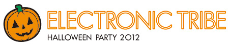 『ELECTRONIC TRIBE HALLOWEEN PARTY 2012』ロゴ